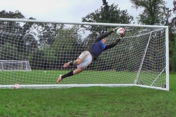 J4K Goalkeeper Camp Videos